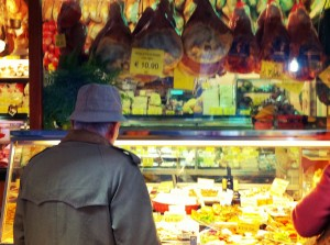 Getting fat on a budget in Bologna 'La Grassa'