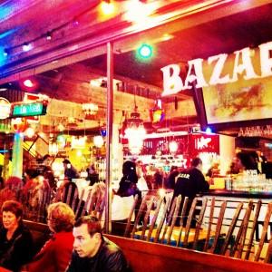 Budget eats in Rotterdam : Bazar