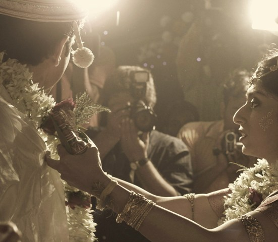 Photoessay Scenes from a Bengali Wedding