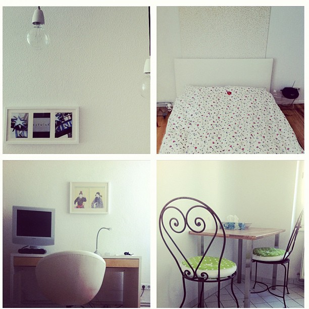 A home in Berlin: My £37 a night apartment in Prenzlauer Berg