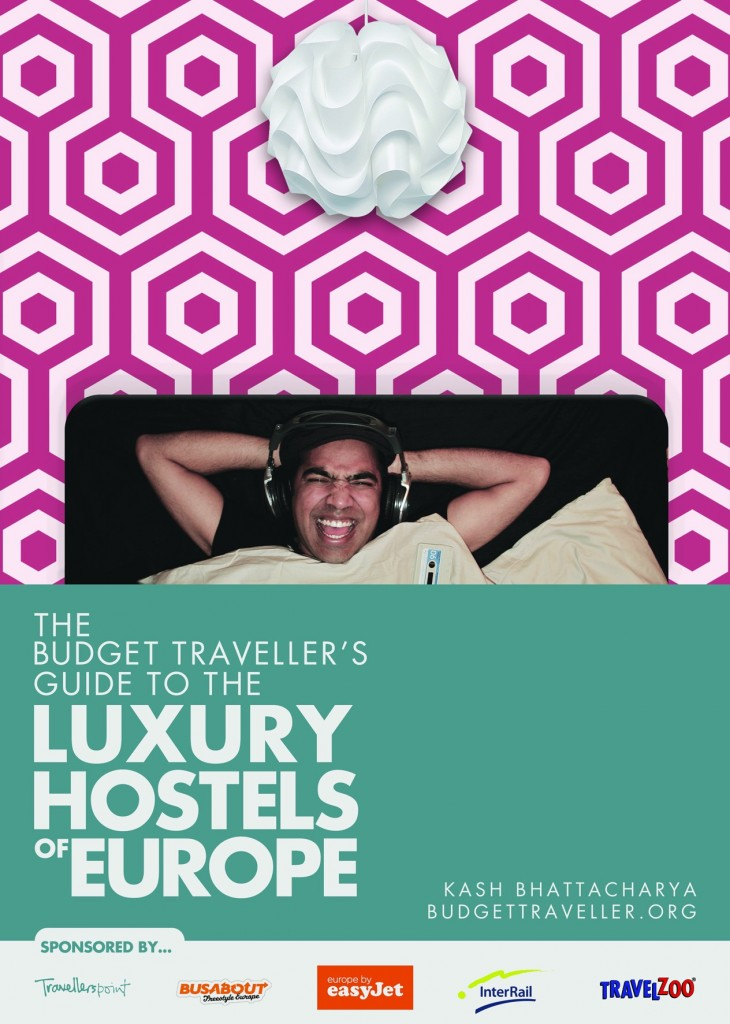 Launch of the Luxury Hostels of Europe project!