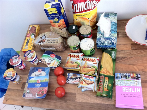 Pop over to the local grocer for preparing a perfect picnic in the park