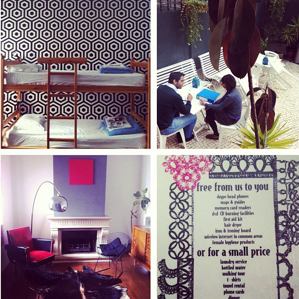 Oasis Backpackers, Lisbon -Review