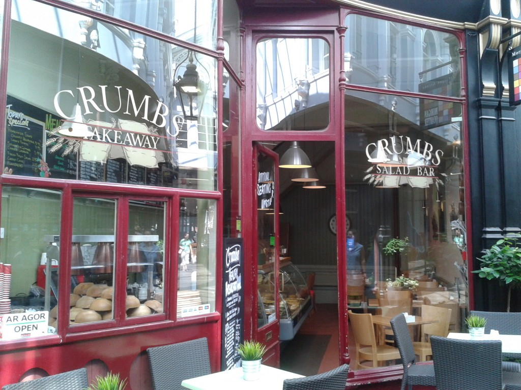 Crumbs Kitchen, Cardiff