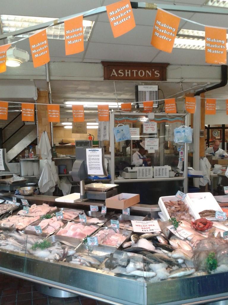 fishmonger cardiff