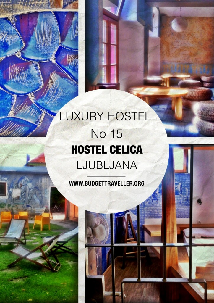 Hostel Celica Review