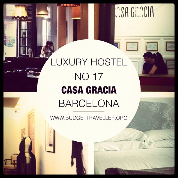 Is this the best hostel in barcelona - Casa gracia barcelona hostel ...