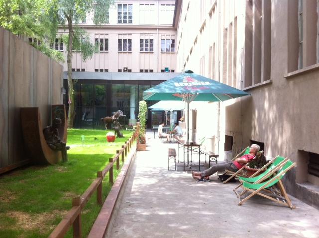 Plus Berlin Garden