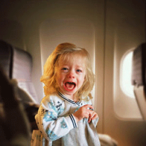Flying With Kids Easier Nowadays Than 30 Years Ago