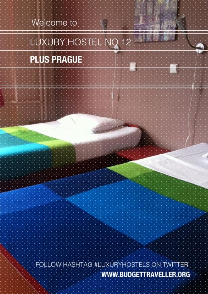 Plus Prague: A hostel with an alternative view of Prague