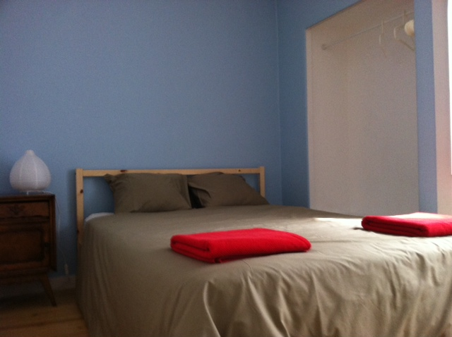 double room stay inn hostel lisbon