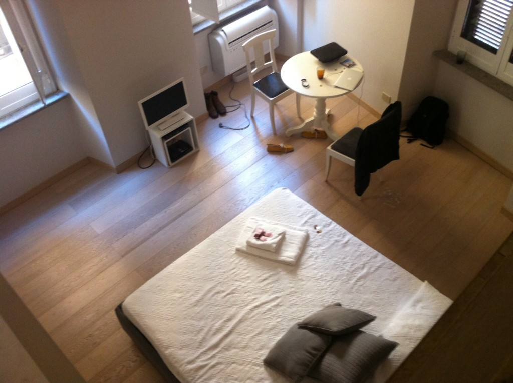 A Room In Rome My Experience Of Staying In An Apartment