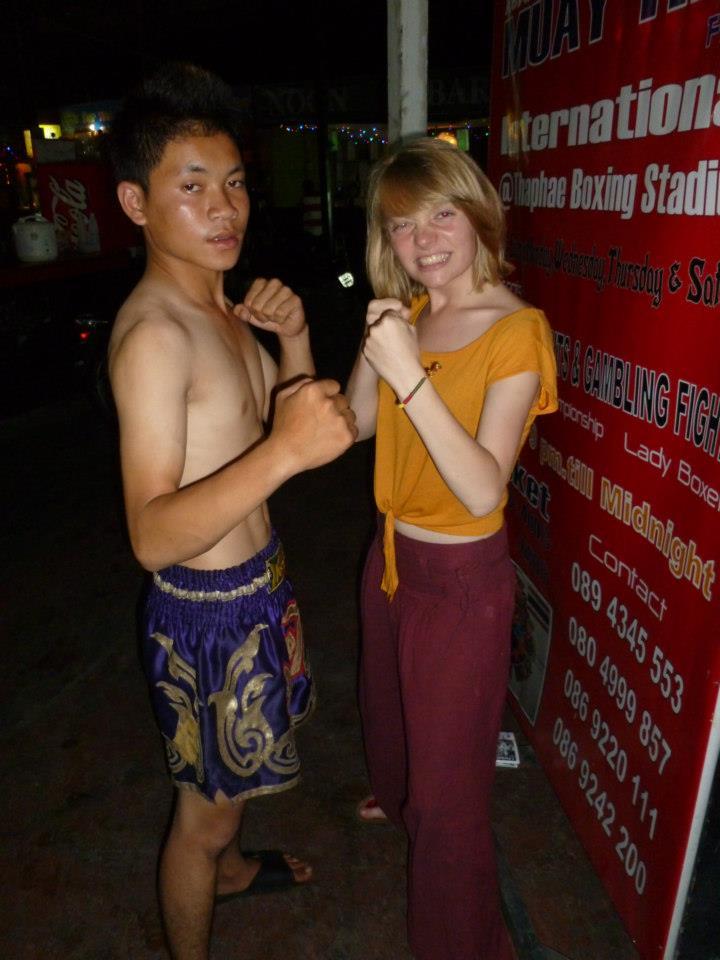 Flame thailand hooker