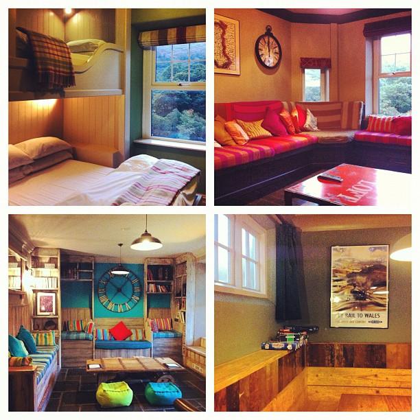 Plas Curig Hostel- stunning