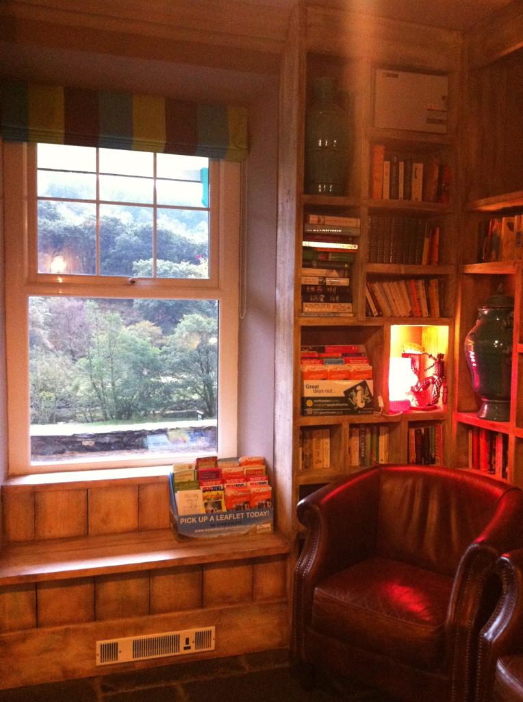 Library, Plas Curig Hostel