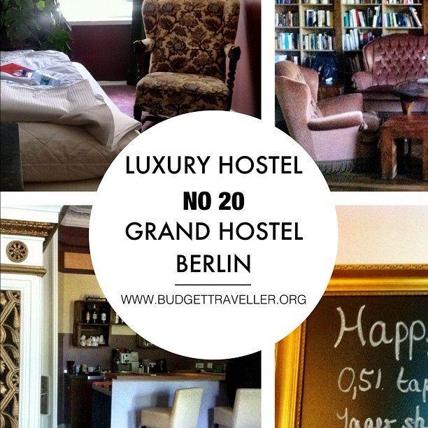 The Grand Hostel, Berlin review