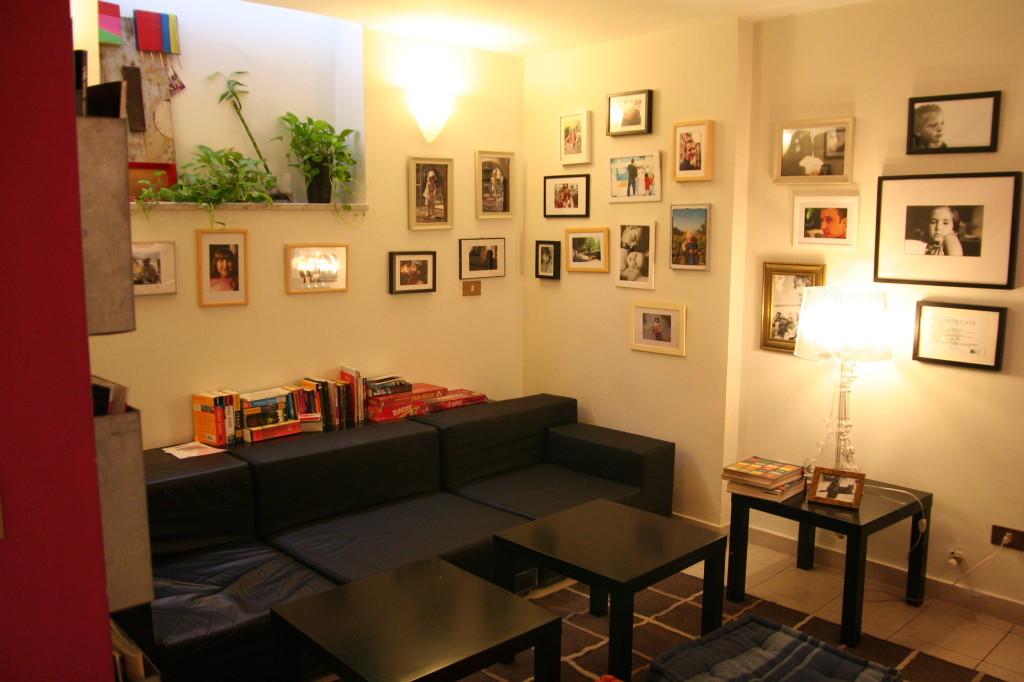 Lounge, Beehive Rome