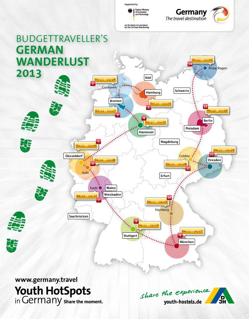 BudgetTraveller's 'German Wanderlust' tour