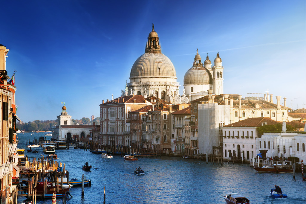 Grand Canal, Venice from just £264 pp