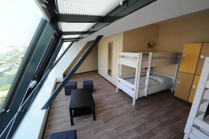 Dorm rooms, Wombats City Hostel 'Naschmarkt' Vienna