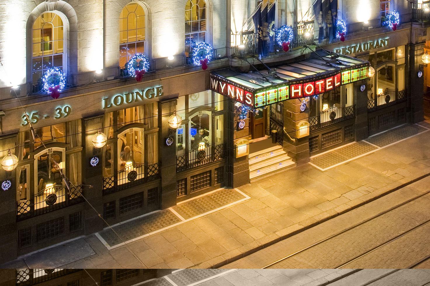 Wynn's Hotel, Dublin Review