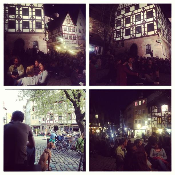 Cafe Wanderer Nuremberg