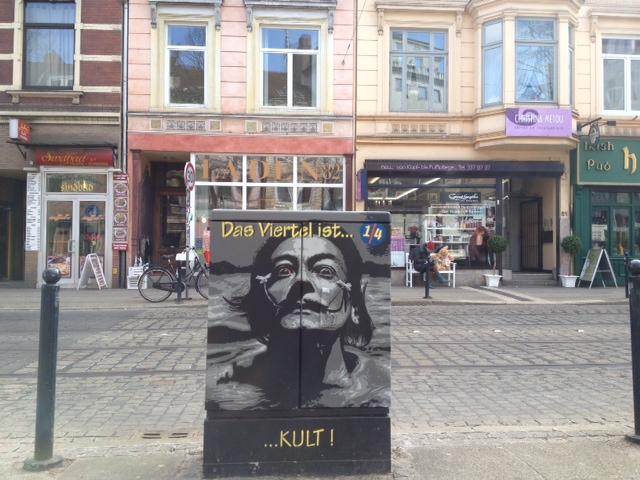 Das Viertel-welcome to the neighbourhood