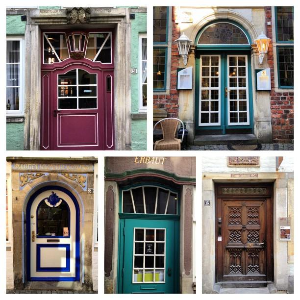 Doors of Schnoor