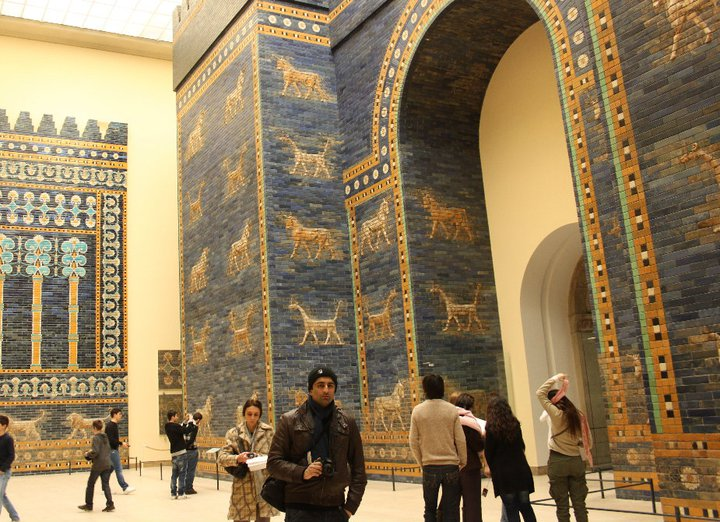 Gate of Ishtar,Pergamonmuseum,