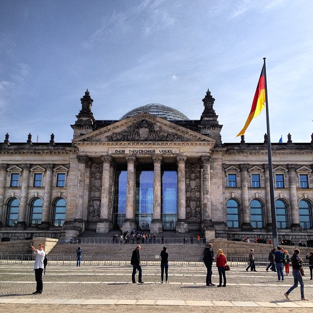 reichstag at berlin city - photo #5