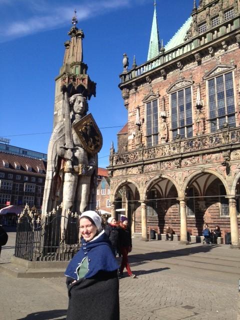 Roland Statue, Market Square, Bremen