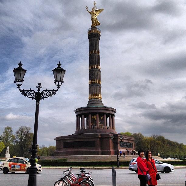 The victory column- 'Goldelse'