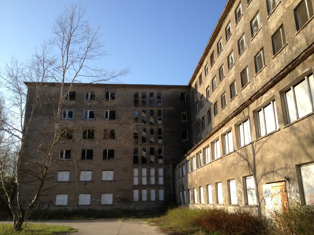 Abandoned Building Prora