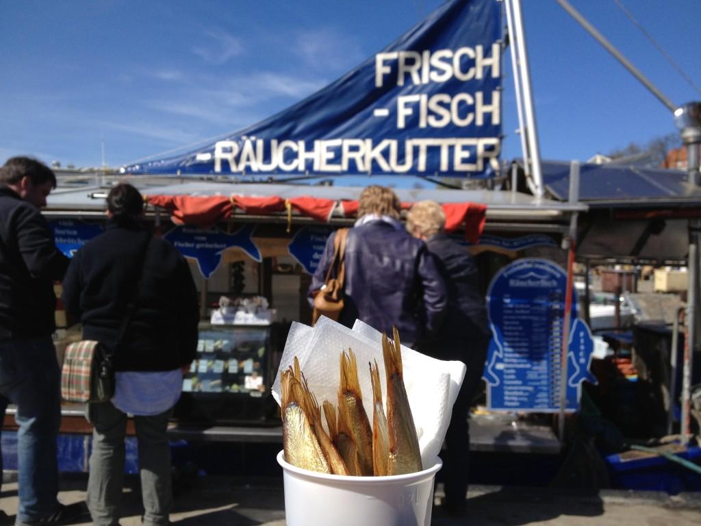 Frisch fish Rauchkutter