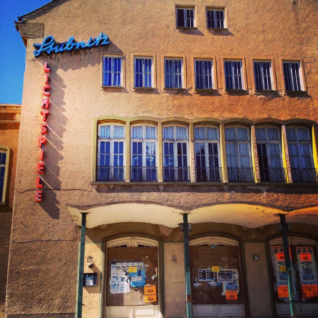 Stubnitz Lichtspiele, Sassnitz