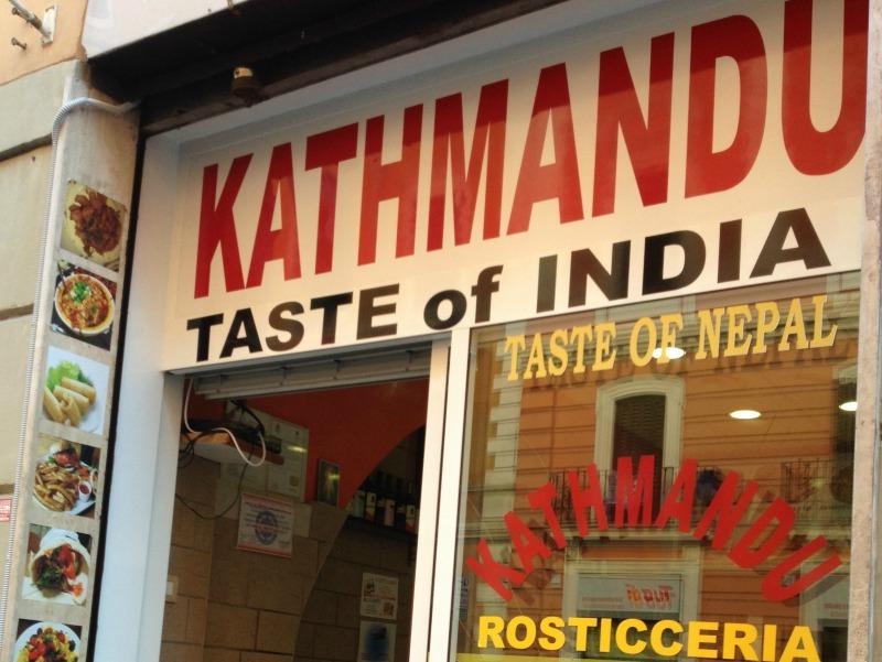 Tired of pizza, panini, and pasta? Head to Kathmandu