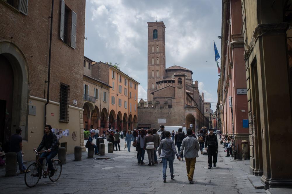 Piazza Verdi. Photo courtesy of Asgeir Pederson http://www.asgeirpedersen.no/