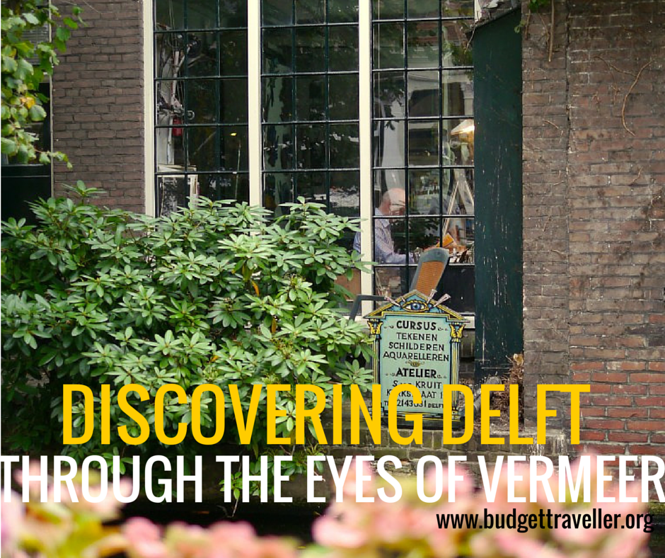 DISCOVERING DELFT