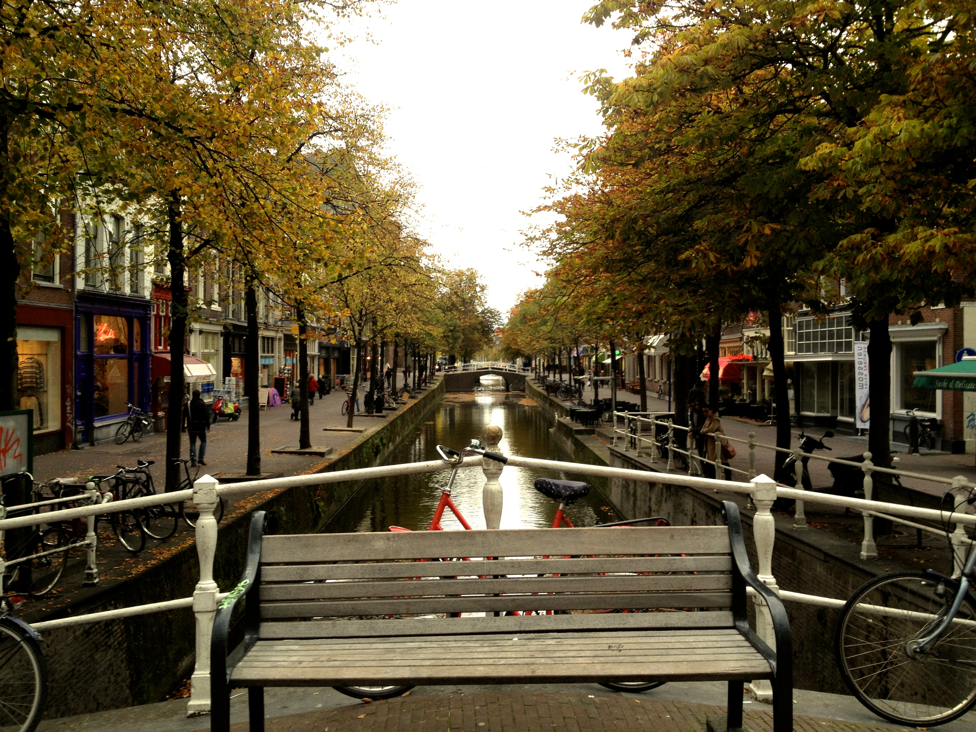 Discovering Delft Through The Eyes Of Vermeer