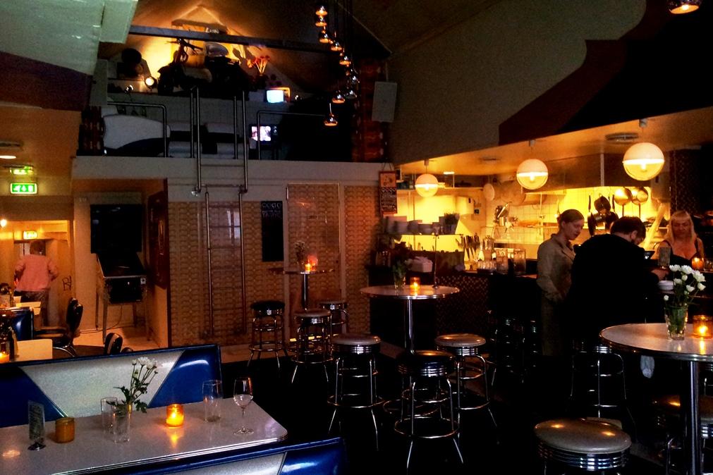 Cafe Q, Oslo