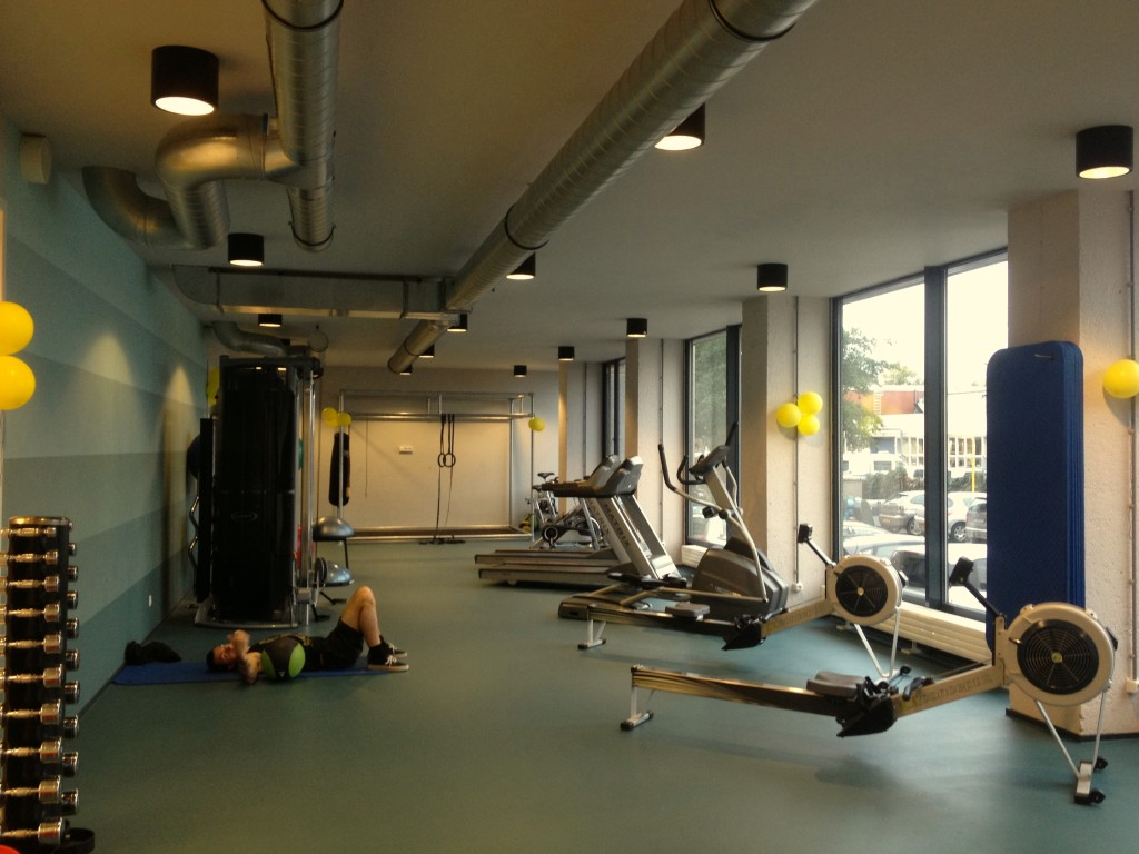Gym. The Student Hotel, Amsterdam