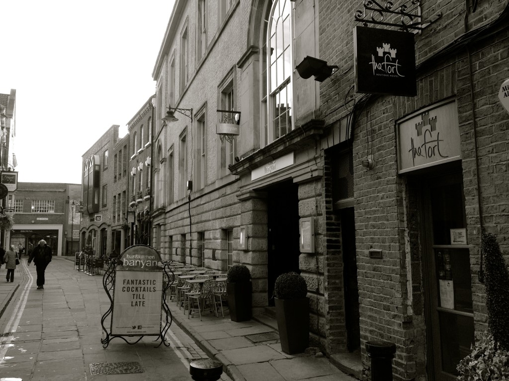 The fort boutique hostel york review for Boutique hostel
