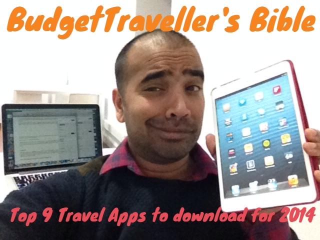 Top 9 travel apps to download for 2014