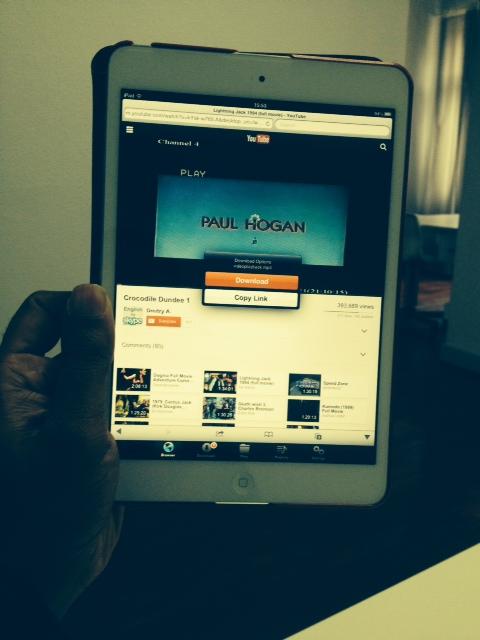 Free movie download app