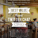 You're invited to Lonely Planet's first ever global Twitter chat!