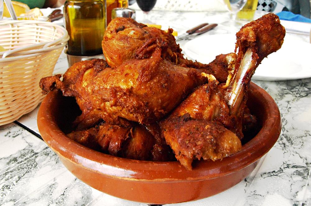 Garlic-Chicken-Otelo-Adeje-Tenerife