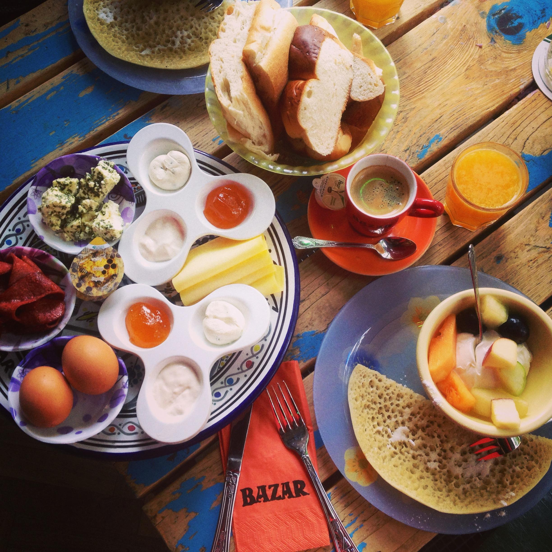 ontbijt rotterdam centrum