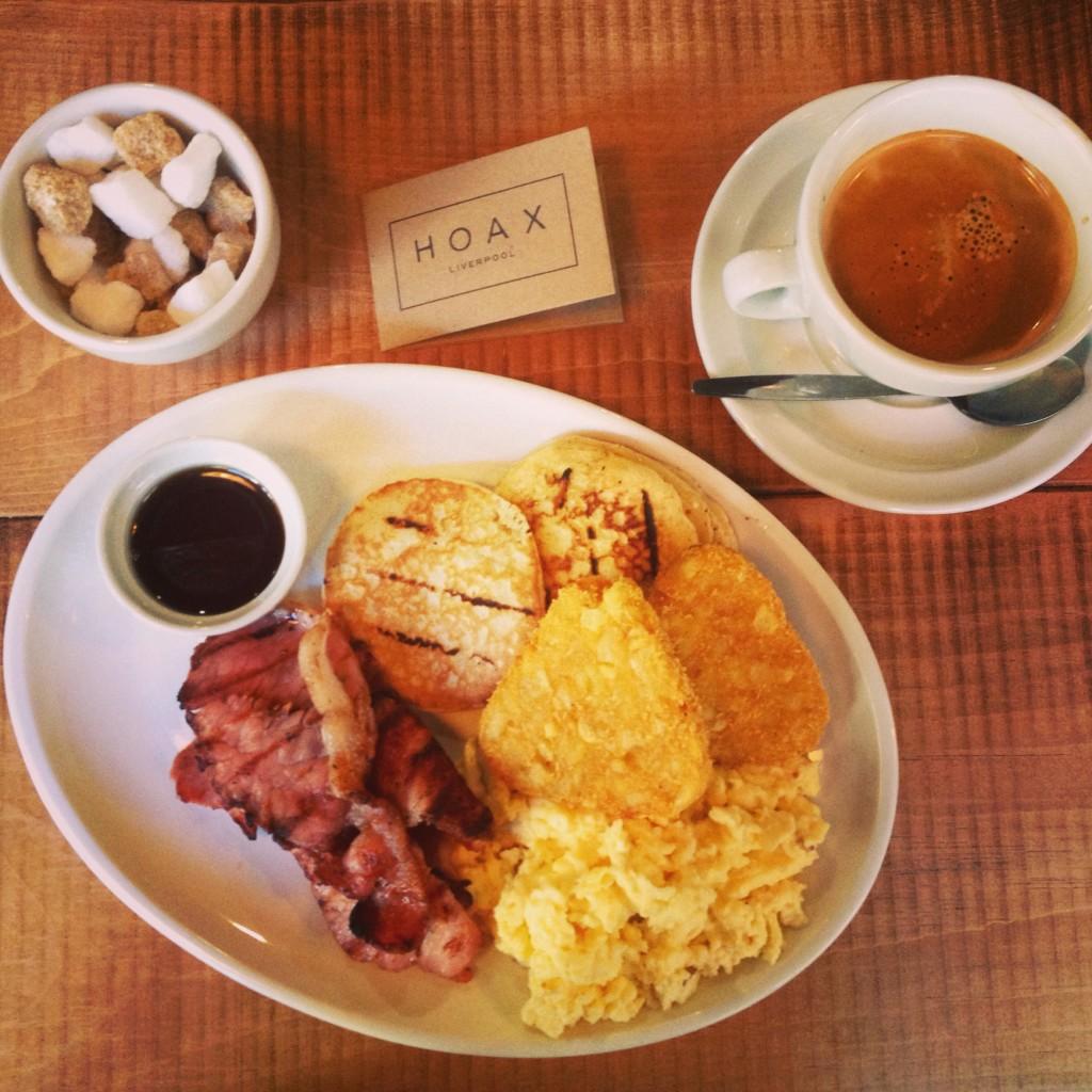 The Hopskotch breakfast!