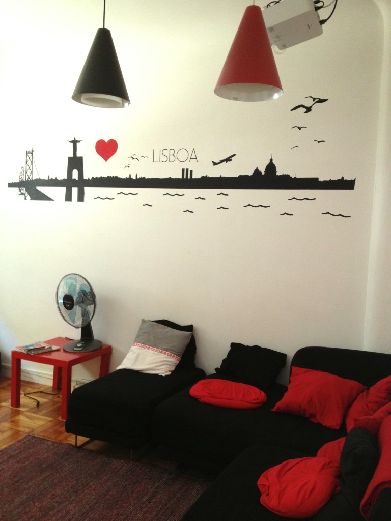 The Cinema Room, Lisbon Central Hostel