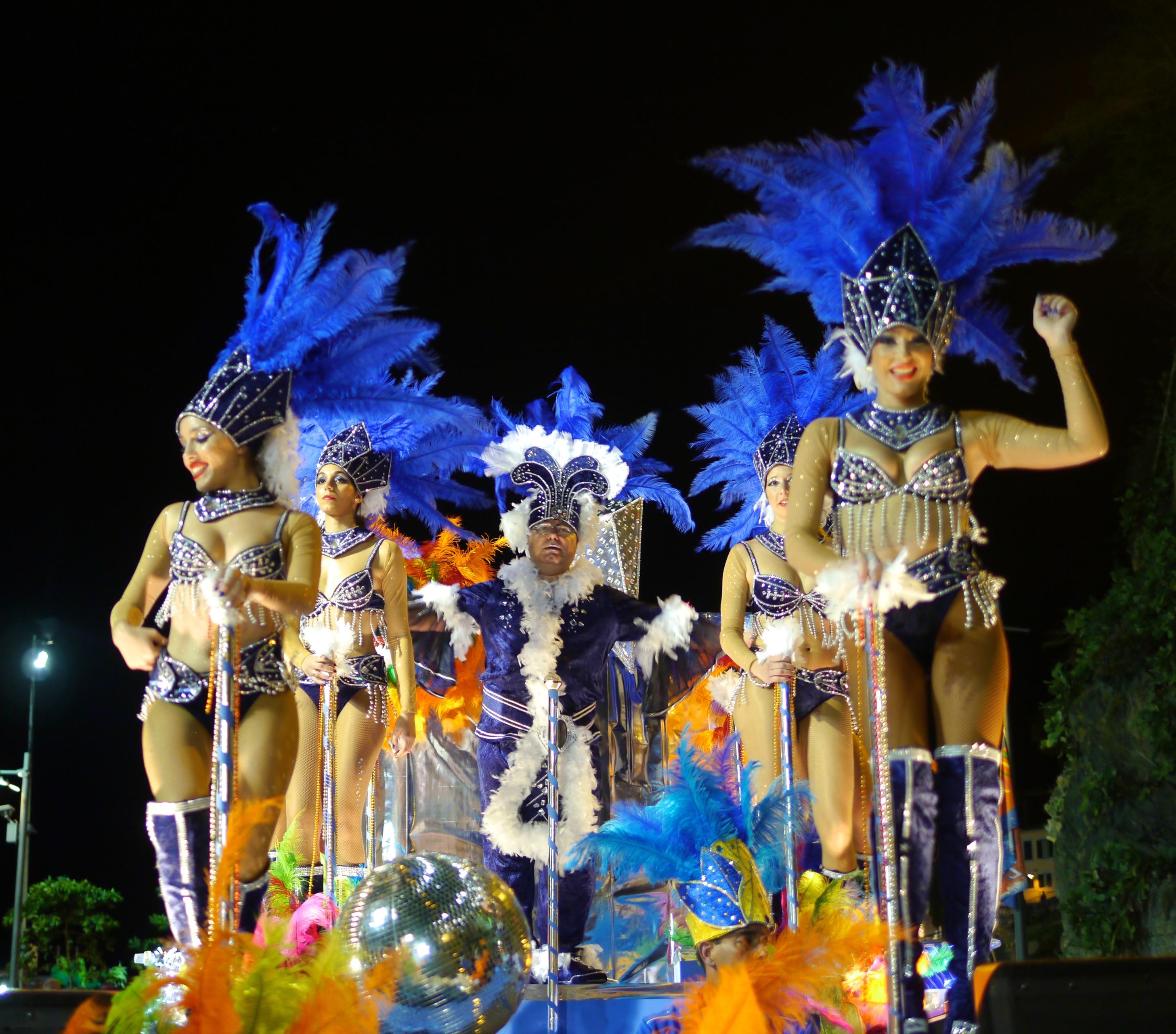 Carnival In Madeira Photoessay